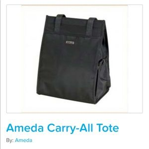 Ameda Breast Pump Carry-All Tote